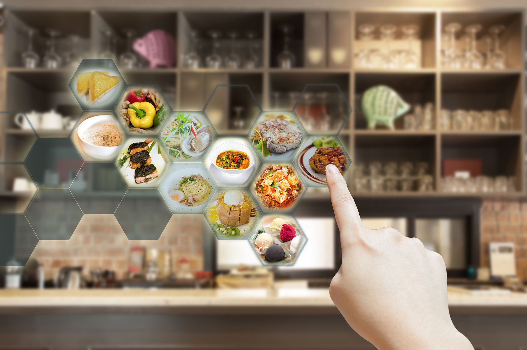 Cellular technologies in creating the food of the future