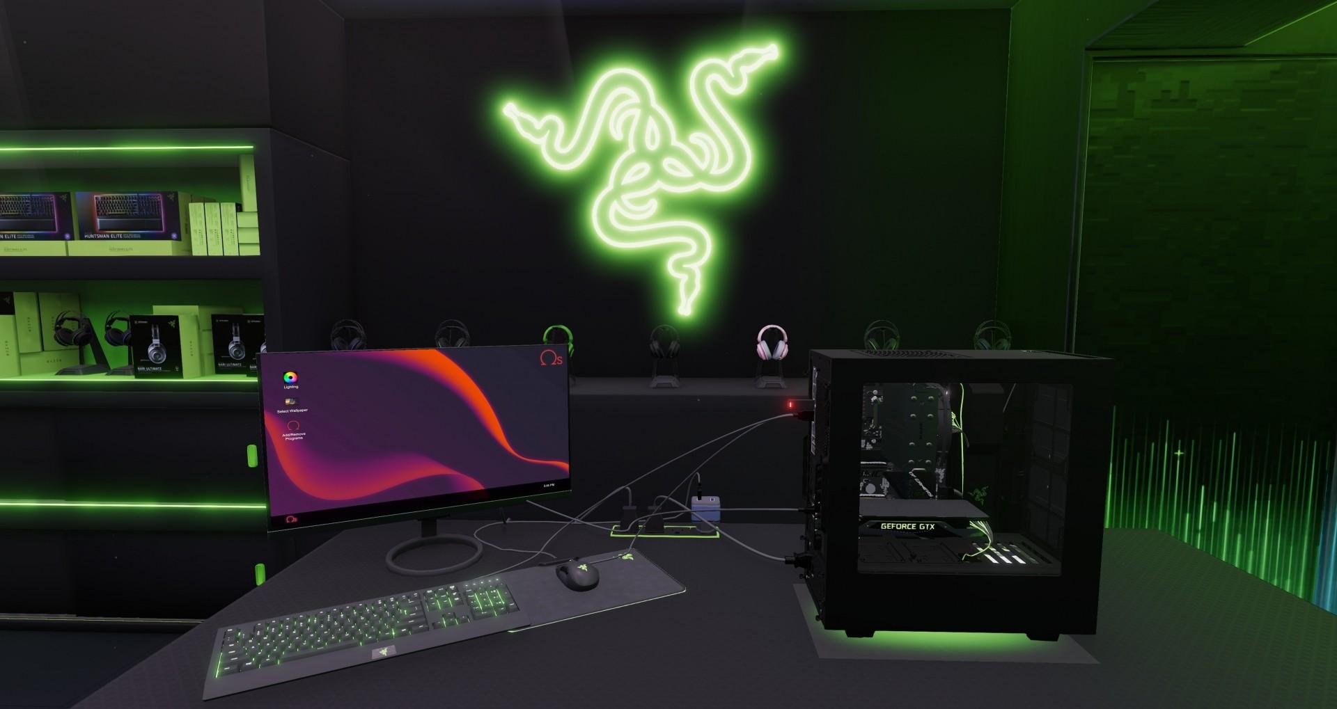 Computer simulators